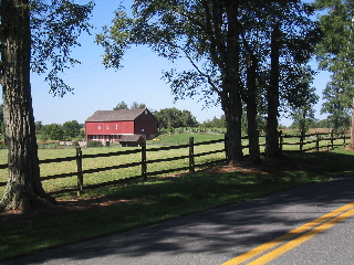 Berks County farm